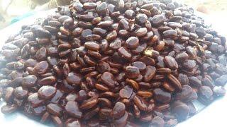 50 Years Olden Way Tamarind Seeds Vada Cooking in My Village - Great Taste