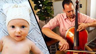 PERFECT - Ed Sheeran + NEW BABY [Cello & Piano Cover] - Brooklyn Duo