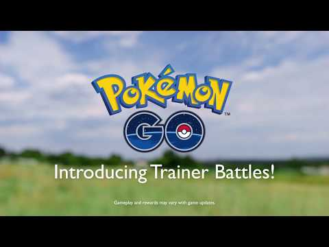Xxx Mp4 Pokémon GO—Trainer Battles 3gp Sex