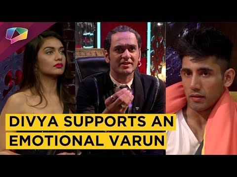 Xxx Mp4 Varun Sood Cries On Vikas Guptas Show Ace Of Space Divya Agarwal Supports Him MTV 3gp Sex