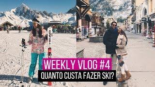 WEEKLY VLOG #4 - ISTO É MUITO CARO!! |Bárbara Corby
