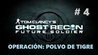 Ghost Recon Future Soldier # 4 / Capturamos a Katia [ Gameplay en Español ].