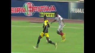 Eugine Asike ,Central Defender, football skills.