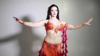 Shahrzad Belly Dance drum solo