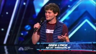 Drew Lynch - America's Got Talent 2015 Season 10