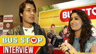Prankster Rasika Sunil & Humble Suyog Gore | Bus Stop Marathi Movie