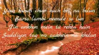 Kya Tujhe Ab - Karaoke by Asfack Youtube