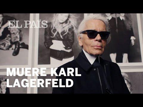 Xxx Mp4 MUERE KARL LAGERFELD El Icónico Diseñador De CHANEL Ha Fallecido A Los 85 Años 3gp Sex