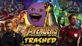 Trailer Trashed: AVENGERS - INFINITY WAR [Annoying Orange]