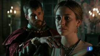 Empress Isabella learns she mustn't be pregnant again (Carlos, rey emperador)