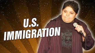 U.S. Immigration (Stand Up Comedy)