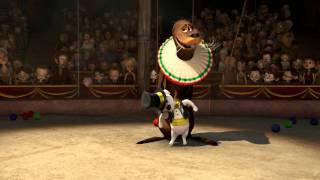 MADAGASCAR 3 - Los Fugitivos - Clip Mal Circo