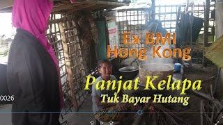 TKW ex Hongkong Pulang Dikejar Jurutagih. --