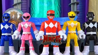 Imaginext Power Rangers Battle! (Fisher-Price)