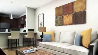 Artisan on 18th   Premium Urban Apartments in Music Row Nashville TN HD