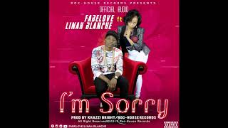 I'm Sorry by Fabelove ft Linah BLANCHE