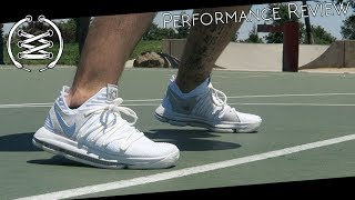 Nike KD 10 Performance Review