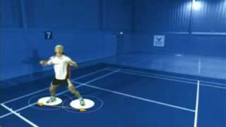 Badminton Technique - Forehand Smash