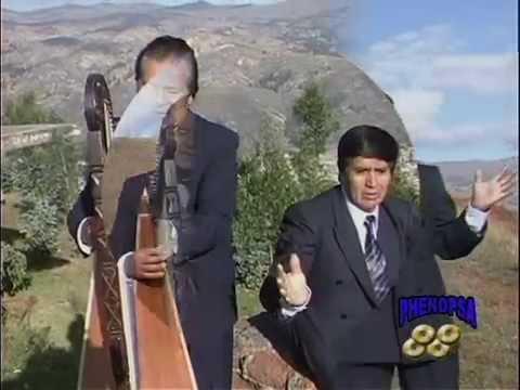 Mi arpa y mi serenata Lucio y Tomás Pacheco video HQ