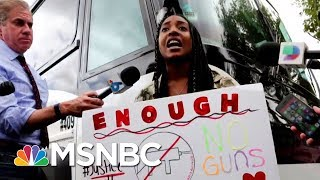 FL State Rep McGhee To Colleagues:  'Muster Up Political Courage' On Guns | Velshi & Ruhle | MSNBC