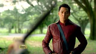 Into The Badlands S1 Fight In The Forests