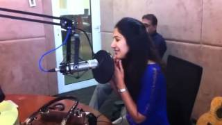 Sujatha, Swetha Mohan and Vijay Yesudas on air on Hit967fm