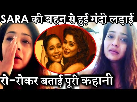 Xxx Mp4 Sara Khan Cries Badly After Her UGLY FIGHT With Ayra Khan 3gp Sex