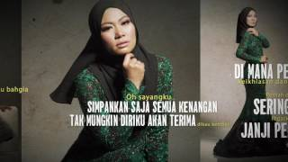Salma Asis - Akhirnya, Cinta ( Official Lyric Video )