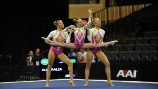 WC Orlando (USA) 2012 -- Australia, Women's Group