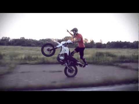 50 Stunt VIDEO COMPETITION, Nemanja Mihajlovic - Yamaha XT125X