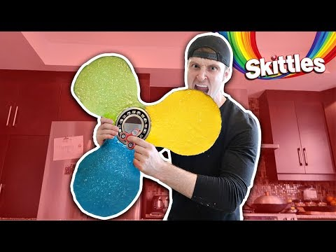 Xxx Mp4 DIY GIANT SOUR SKITTLES FIDGET SPINNER RARE CANDY MOD TOYS TRICKS 3gp Sex