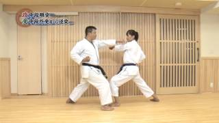 Shotokan Кarate Video Program part-3 with Takahashi Yuko Karate JKA (Japan) for 3-1 Kyu