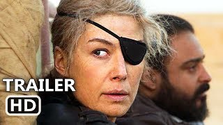 A PRIVATE WAR Official Trailer (2018) Rosamund Pike, Drama Movie HD