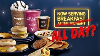 McDonald's AllDay Breakfast???