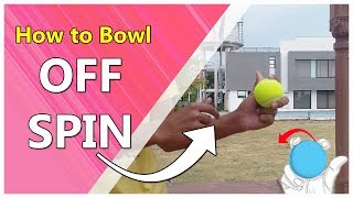 How to do Off Spin