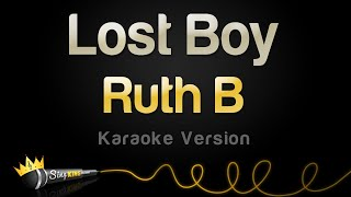 Ruth B - Lost Boy (Karaoke Version)