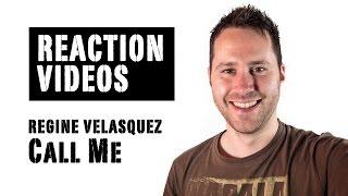 Regine Velasquez - Call Me | REACTION