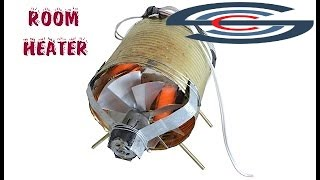 The best Videos - How to make Room Heater - easy way at home
