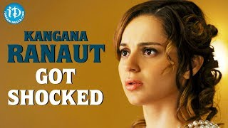 Kangana Ranaut Got Shocked In Movie Auditions - Tollywood Tales