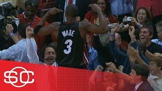 Dwyane Wade's top 10 NBA career plays | SportsCenter | ESPN