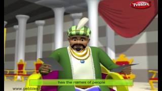 Blind People | 3D Birbal Stories For Kids in English | Akbar and Birbal Stories