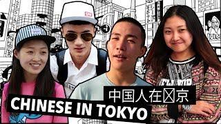 Chinese in Tokyo 中国人在东京