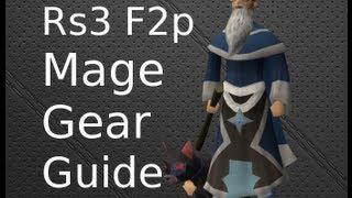 F2P Mage Gear Guide