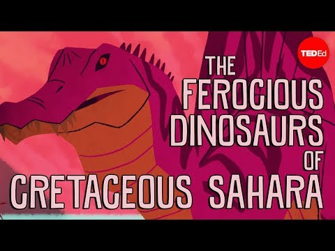 Xxx Mp4 The Ferocious Predatory Dinosaurs Of Cretaceous Sahara Nizar Ibrahim 3gp Sex