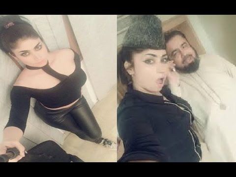 Mufti Abdul Qavi and Qandeel Baloch Scandal full video new in bed room