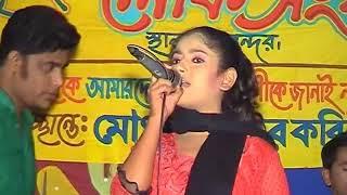 Bangla Song Mayer Kandon jabot jibon by Bonna (YouTuber - Mohammad Sujon Gazi)