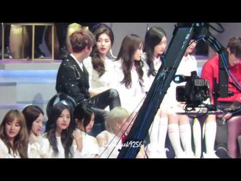 161202 MAMA 2016 EXO BAEKHYUN SUZY Dream performance + winning best collaboration fancam