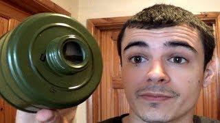 Gas Mask Filter Safety advice