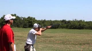 Skeet shooting basics