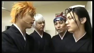 [Subbed] Bleach Musical Backstage - Dark of the Bleeding Moon Part 1/9